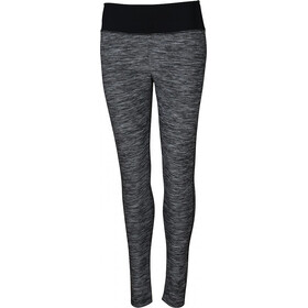 YORK Neni Functionele Leggings Dames, grey melange/black